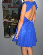 Chabrowa sukienka Asos