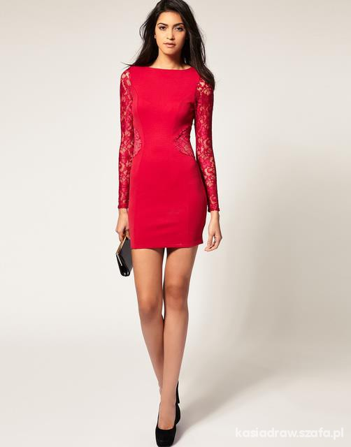 Suknie i sukienki Piękna sukienka jak ASOS