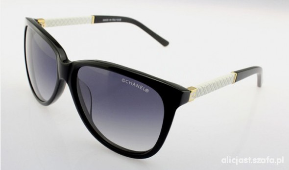 okulary Chanel