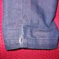 Długie Treginsy spodnie jeansowe ASOS
