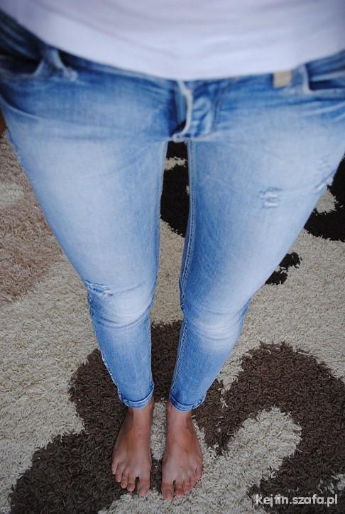 Spodnie spodnie stradivarius XS