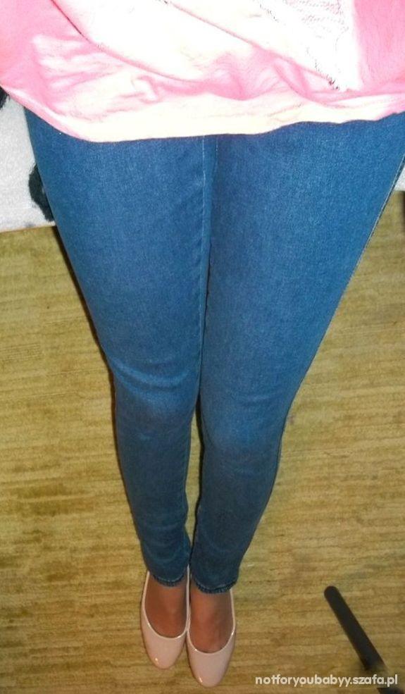 Spodnie NIEBIESKIE TREGGINSY CHERLOKE