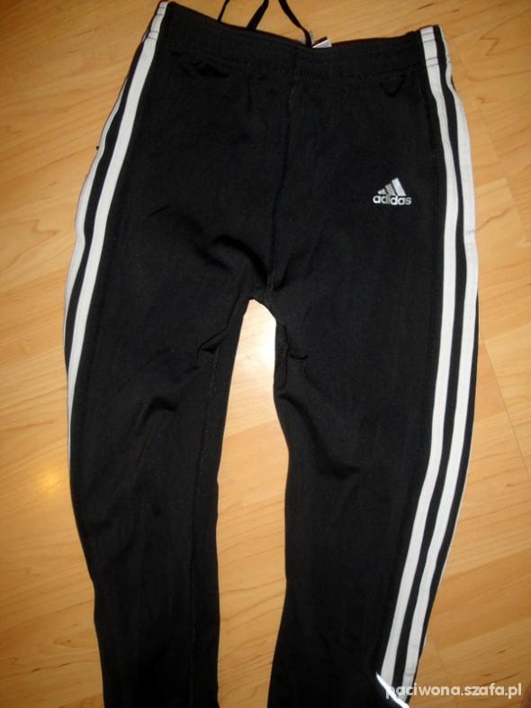 Spodnie ADIDAS legginsy 34 36