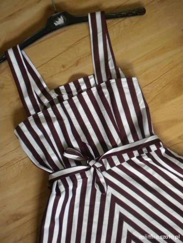 Suknie i sukienki sukienka pin up