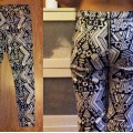 Spodnie z zipem H&M