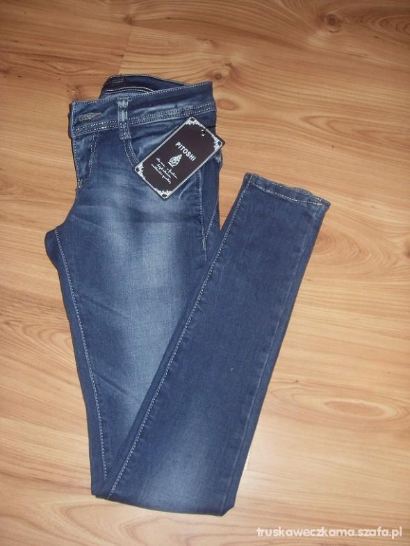Spodnie rureczki nowe xs s OSTATNIE HIT