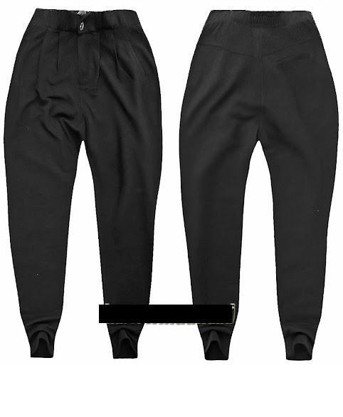 Spodnie Nowe spodnie alladynki rozm L haremy