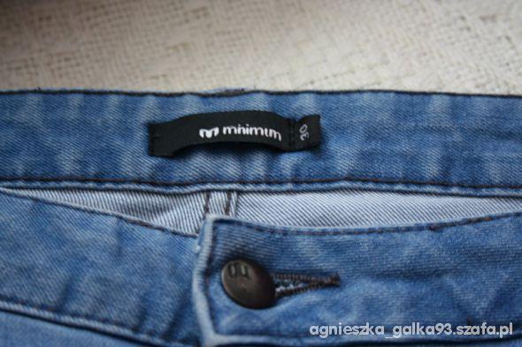 Spodnie Minimum RURKI 40