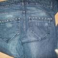 TREGGINSY jeansy CROPP