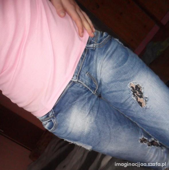 Spodnie Sexy rureczki