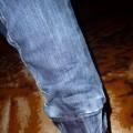 rurki jeans ściągacze S