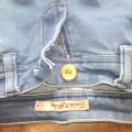 Jeansy zip