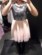 Sukienka na półmetek