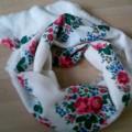 chusta floral