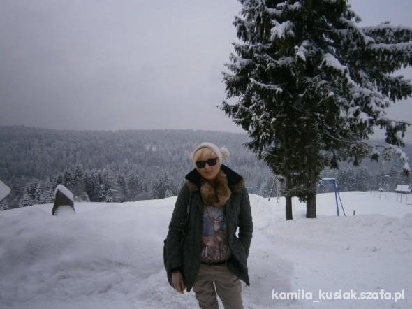 zimowy styl...
