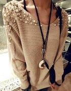 Sweterki Japan style