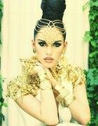 Egyptian princess makeup egipska ksiezniczka...