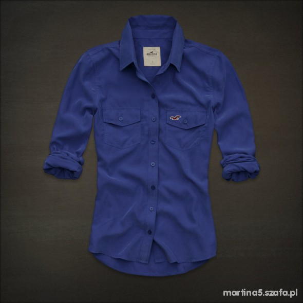 Hollister koszula w Koszule Szafa.pl  QN1S8