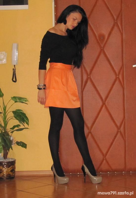 Imprezowe Black&Orange