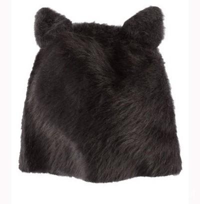 Kocia czapka z uszkami H&M