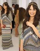 Maxi sukienka w tylu hippie chic
