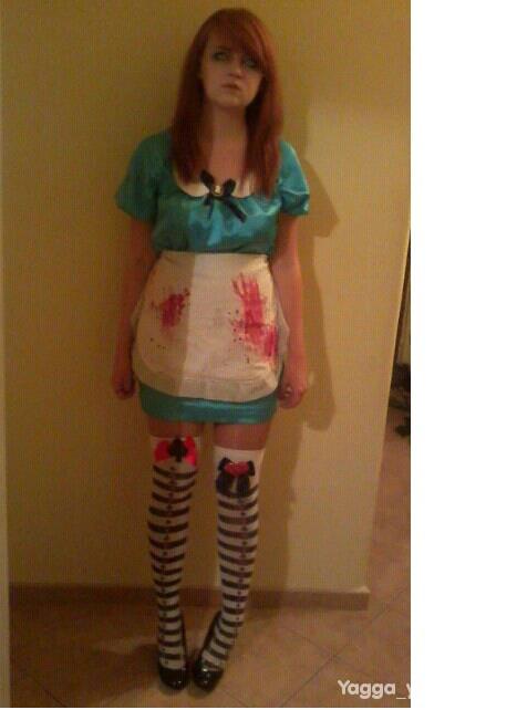 Na specjalne okazje Alicja z krainy koszmarów halloween