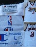Koszulka koszykarska Allen Iverson Sixers