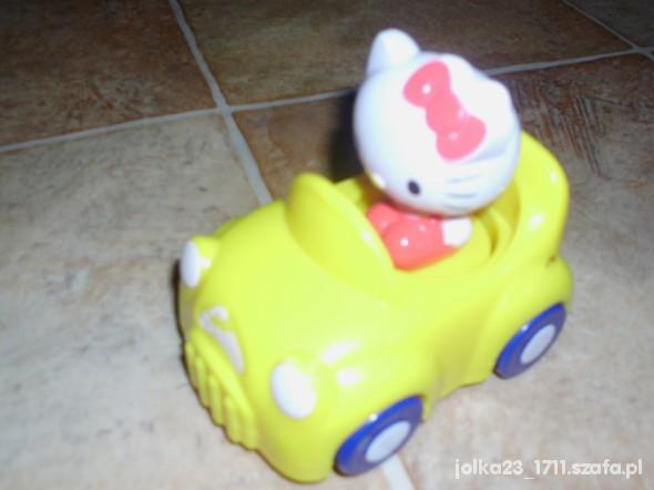Zabawki samochód nacisnij a pojadę