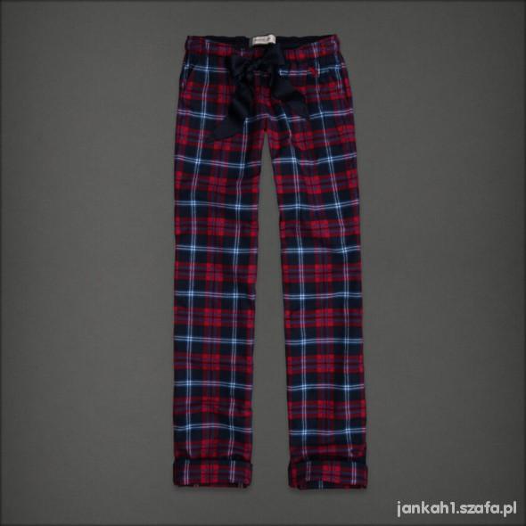 Spodnie piżamowe ABERCROMBIE & FITCH Sarah...