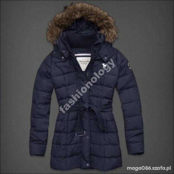 Płaszcz zimowy Abercrombie & Fitch...