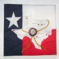 chusta amerykańska flaga
