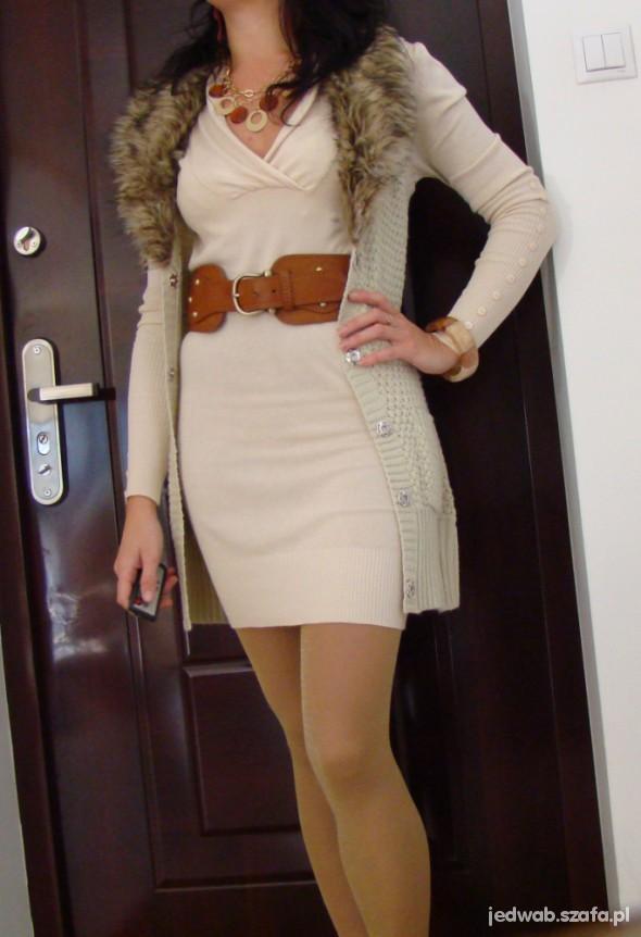 Mój styl Krem i karmel