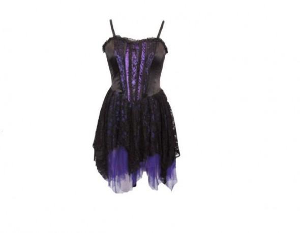 Suknie i sukienki Tiulowa sukienka Dark Star