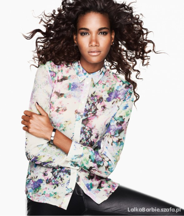 Imprezowe Koszula H&M