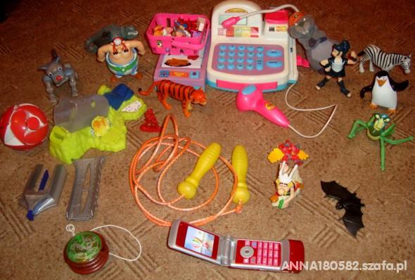 Zabawki Zestaw zabawek