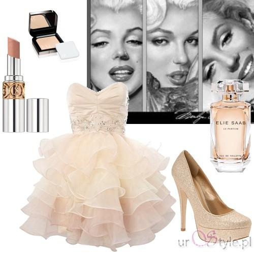 Wieczorowe Sukienkaaa