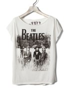 Damski tshirt z The Beatles