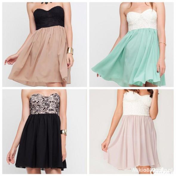 Na specjalne okazje Cudowne sukieneczki