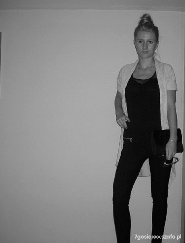 Mój styl black & beige