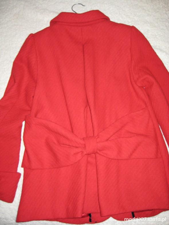 Odzież wierzchnia Płaszczyk kurtka atmosphere KOKARDA czerwony 36 S