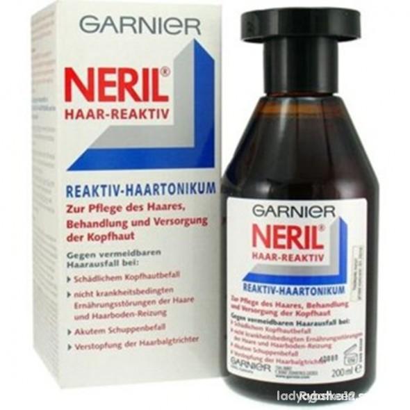 poszukują toniku do włosów Garnier Neril...