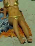 moje złote bikini...