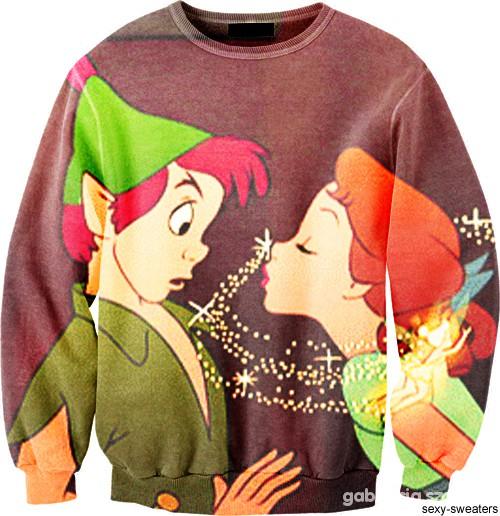 Bluza Disney bambi donald kubuś itd...