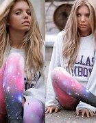 moje legginsy galaxy