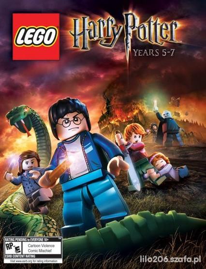 Zabawki GRA HARRY POTTER LEGO LATA 5 7 NA PC