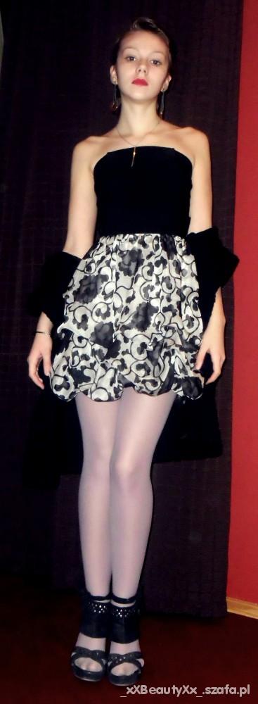Eleganckie Sukienka na bal gmnazjalny