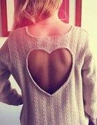 Sweterek serduszko