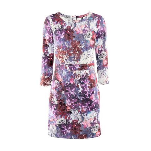 Sukienka H&M nowa kolekcja Lana Del Rey kwiaty