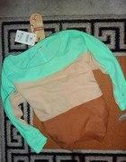 BERSHKA bluzka