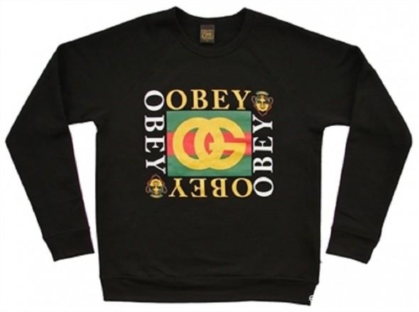 OBEY blck